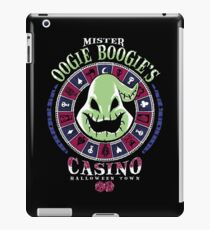 Oogie's Casino iPad Case/Skin