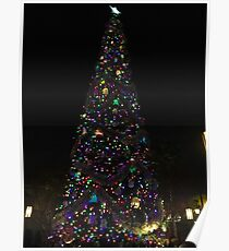 Light up that tree Poster