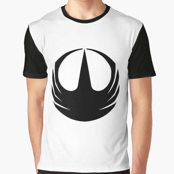 Rebel Logo Graphic T-Shirt