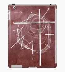Religious Cross symbol iPad Case/Skin