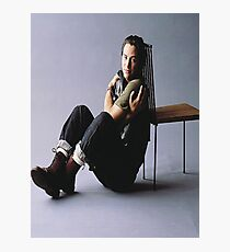 Keanu Reeves Photographic Print