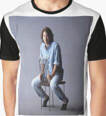 Keanu Reeves Graphic T-Shirt