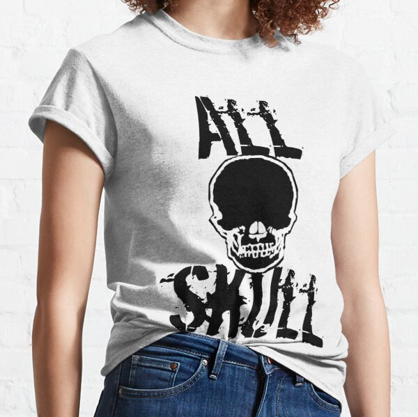 All Skull - The Force Classic T-Shirt