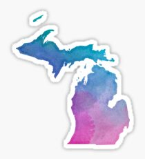 Michigan Sticker