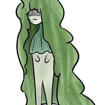 Moss Person by princeofjupiter