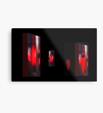 Loss of memory Metal Print