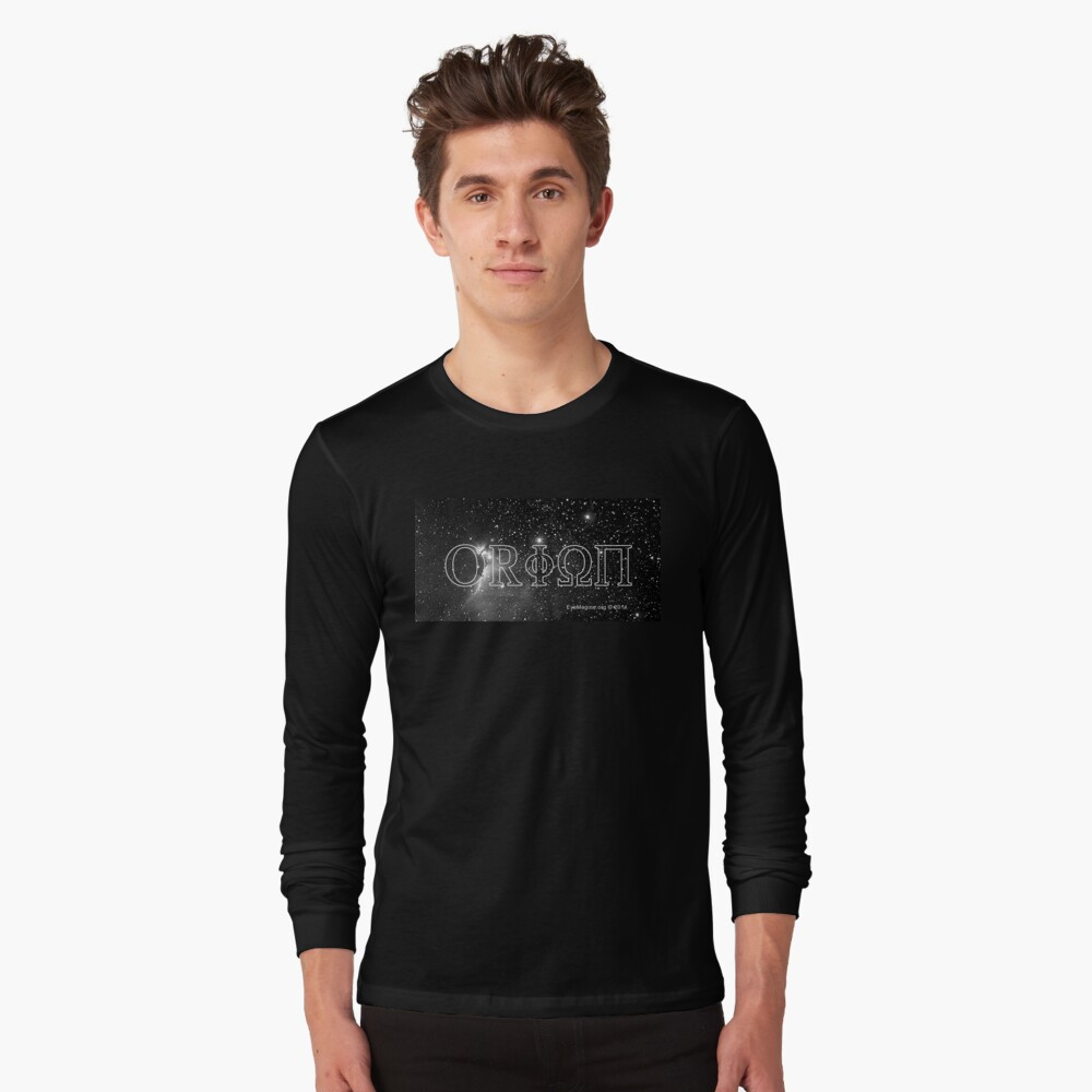 Orion's Belt Long Sleeve T-Shirt