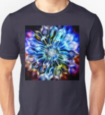 Magic Ripples FLOWER - multicolored T-Shirt