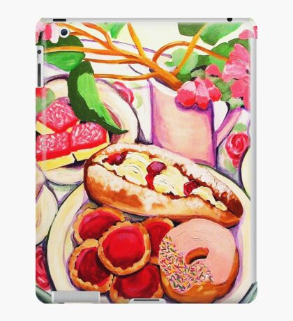 Afternoon Tea iPad Case/Skin