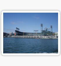 Giants stadium Sticker