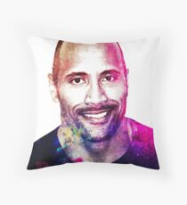 Da R Throw Pillow