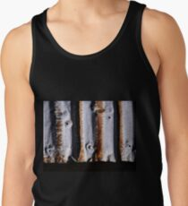 Aussie Corrugated Galvanised Iron #10 T-Shirt