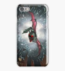 Facing His Greatest Match iPhone Case/Skin