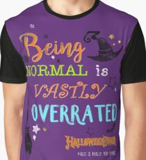 Halloweentown - Normal Graphic T-Shirt