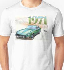 Vintage Datsun 240Z Car T-Shirt