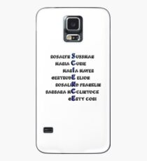 Women Of Science Case/Skin for Samsung Galaxy