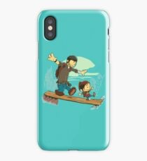 Just the 2 of Us iPhone Case