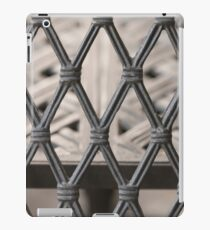 background wall iPad Case/Skin