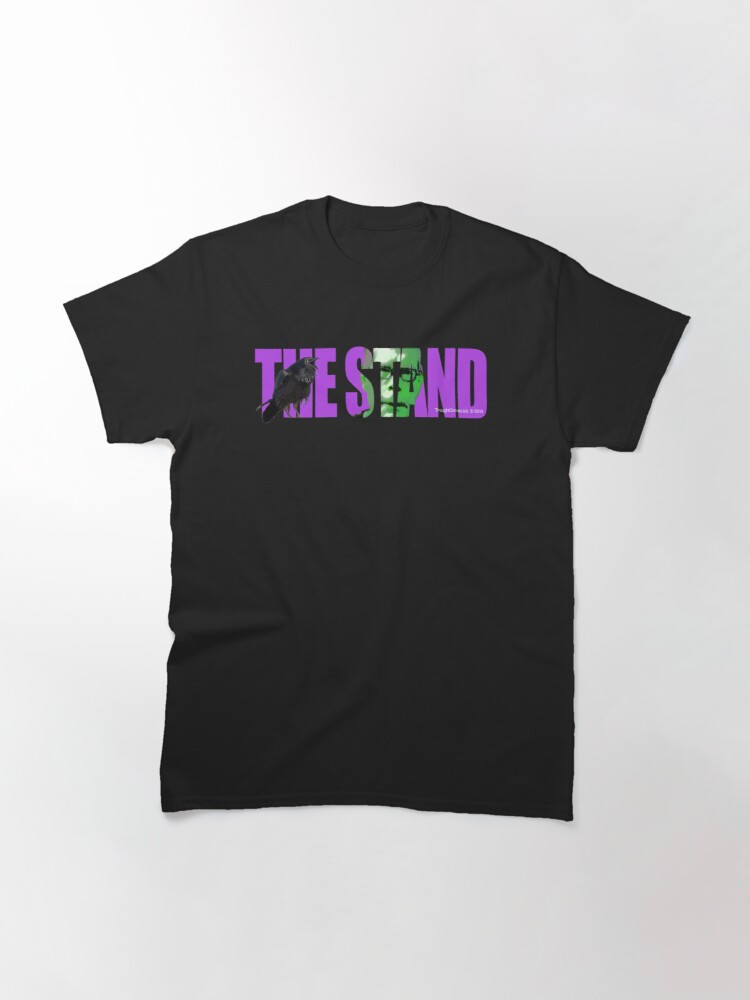 Alternate view of The Stand Classic T-Shirt