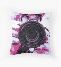 Vaporwave Throw Pillow