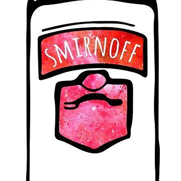Smirnoff Sticker by aterkaderk