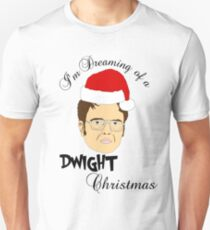 Dwight Christmas  Unisex T-Shirt