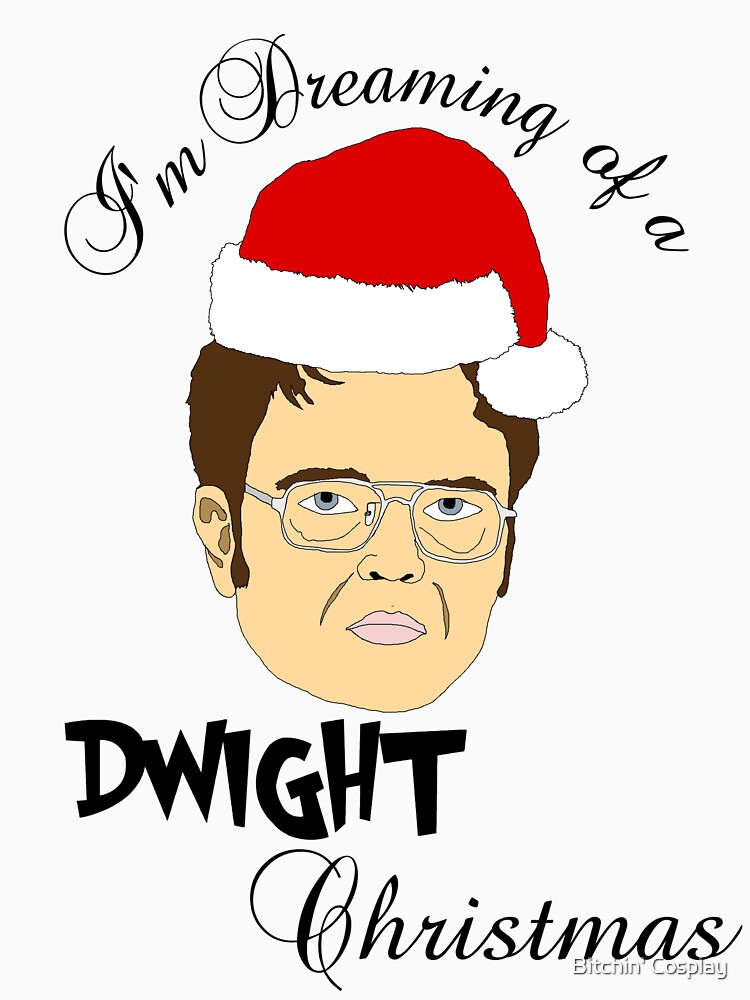 Dwight Christmas  by gageef