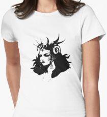 Edea Kramer - Final Fantasy 8 - Queen of Darkness Women's Fitted T-Shirt