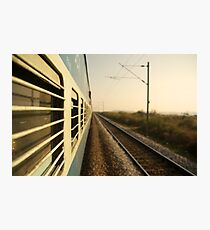 Eastbound  Photographic Print