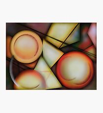 Abstract composition 55 Photographic Print