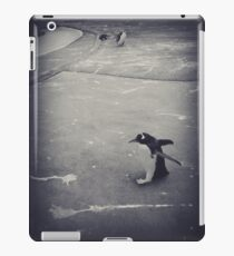 It's just a penguin iPad Case/Skin