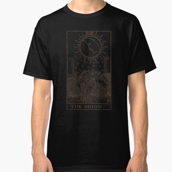 The Moon Tarot Classic T-Shirt