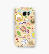 Golden Girlspalooza! Samsung Galaxy Case/Skin
