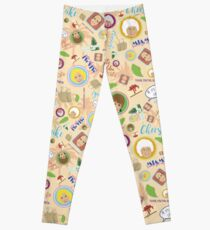 Golden Girlspalooza! Leggings