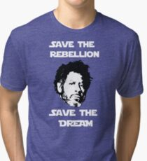 Rogue One - Save the Rebellion, Save the Dream Tri-blend T-Shirt