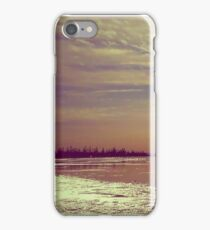 I ate passionfruit beside the bay iPhone Case/Skin