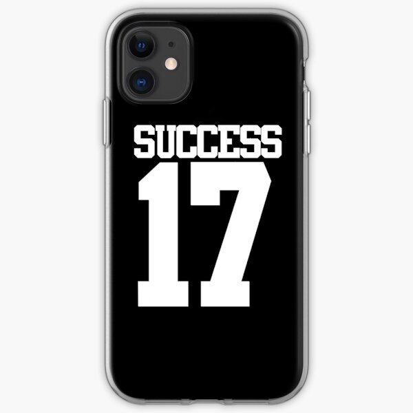 HERE'S TO SUCCESS IN 2017! iPhone Soft Case