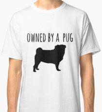 Camiseta clásica Propiedad de un barro amasado
