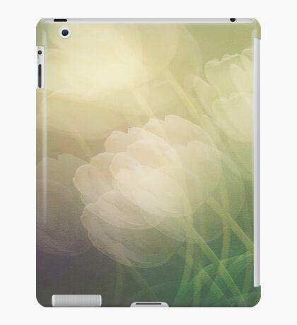 Petals in the wind iPad Case/Skin