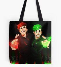 Septiplier - Glow Tote Bag