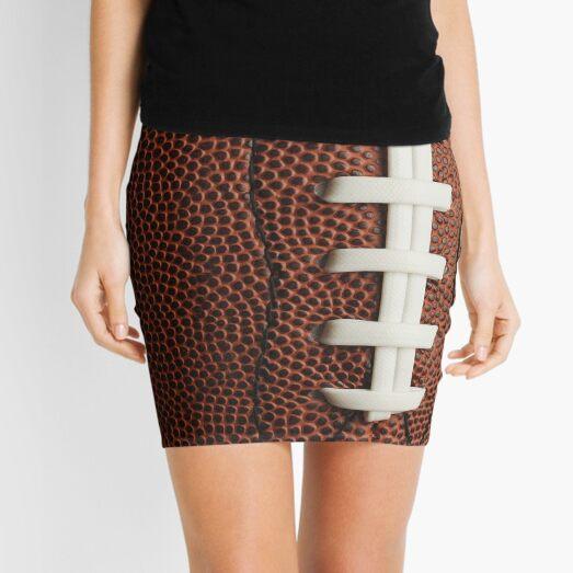 Football Mini Skirt