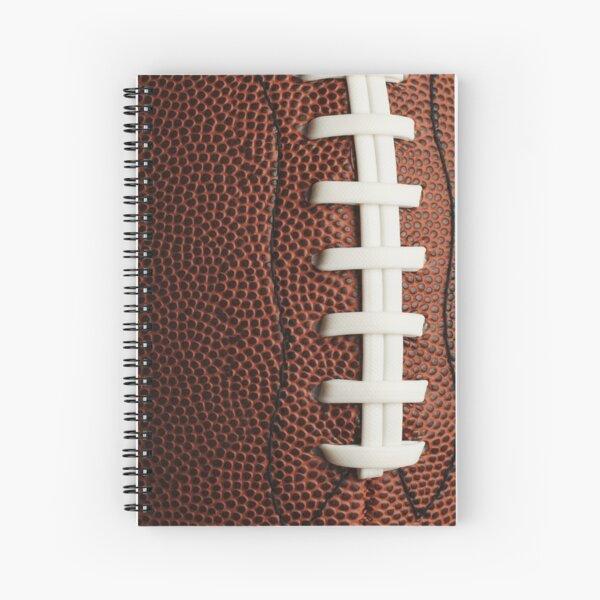 Football Spiral Notebook
