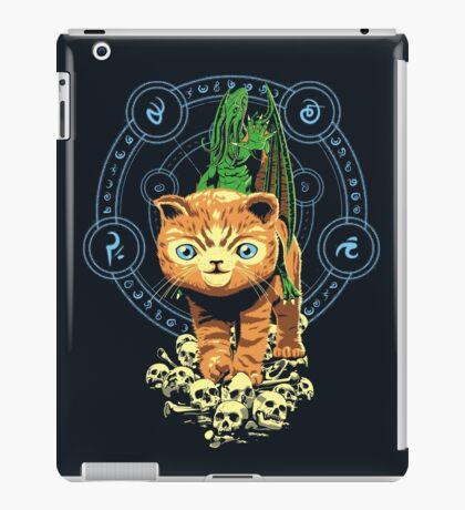 DARK CUTENESS iPad Case/Skin
