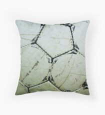 Football - Soccer Throw Pillow