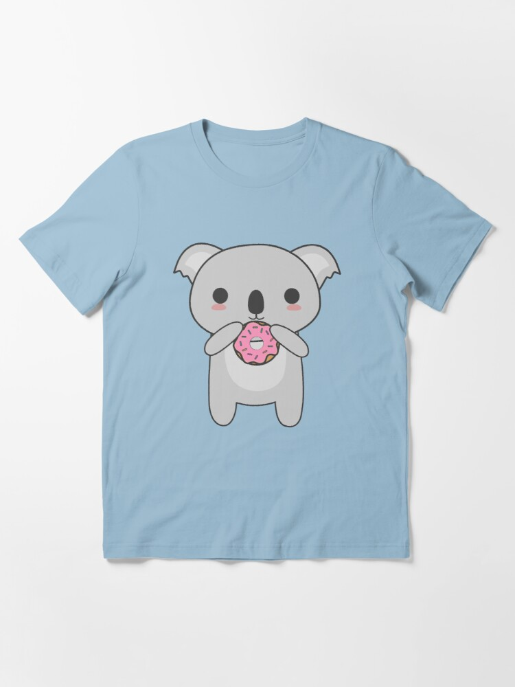 Vista alternativa de Camiseta esencial Lindo y Kawaii Koala Bear
