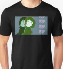 Vaporwave Anime Girl Unisex T-Shirt