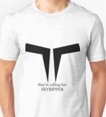 Octavia Blake - Warpaint Skyripper T-Shirt