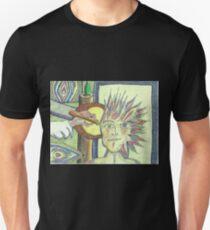 parady of a peacock.......dibo Unisex T-Shirt