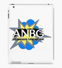 ANBG That's Bang Out Of Order iPad Case/Skin