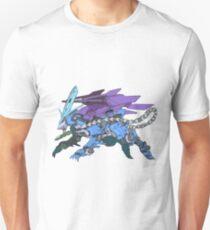 Pokezoids Suicune Unisex T-Shirt